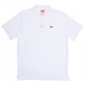 Nike Men The Nike Dunk Low Polo Shirt (white / white)