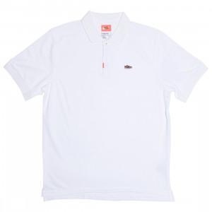 Nike Men The Nike Dunk Low Polo Shirt (white / white)