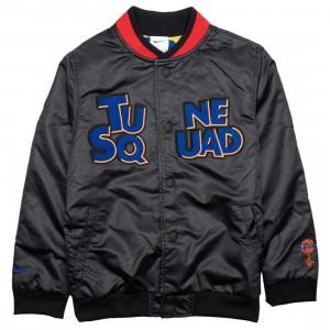 Nike Big Kids X Space Jam: A New Legacy Jacket (black / white / concord)