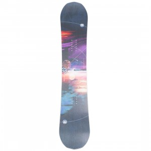 Never Summer 2020 Women Proto Type Two Snowboard (multi)