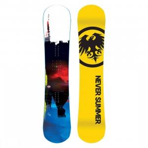 Never Summer 2021 Proto Ultra Snowboard (multi)
