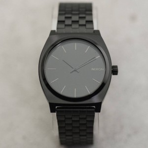 Nixon Time Teller Watch (black / all black)