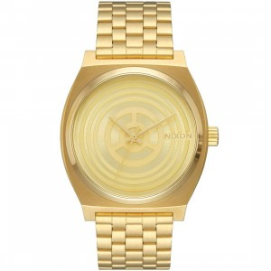 Nixon x Star Wars Time Teller Watch - C-3PO (gold)