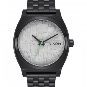 Nixon x Star Wars Time Teller Watch - Death Star (black)