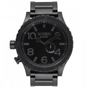 Nixon 51-30 Tide Watch (all black)