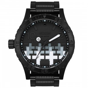 Nixon x Metallica 51-30 Watch - Master Of Puppets (black)