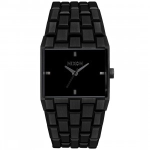 Nixon Ticket II Watch (black / all black)