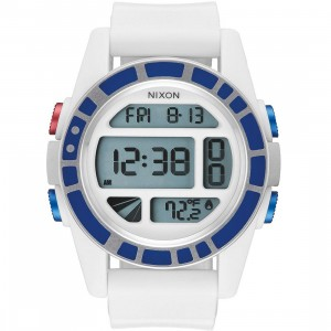 Nixon x Star Wars Unit Watch - R2D2 (white)