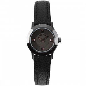 Nixon Mini B Watch (black / gunmetal)