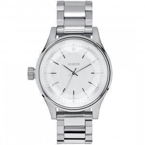 Nixon Facet 38 Watch (silver)