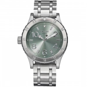 Nixon 38-20 Watch (green / sage)