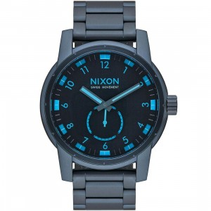 Nixon Patriot Watch (blue / dark blue)