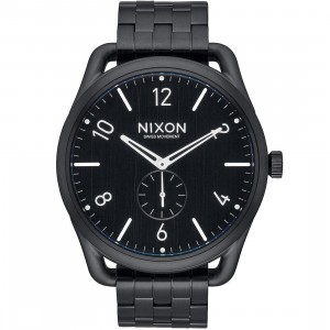 Nixon C45 SS Watch (black / all black)