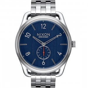 Nixon C45 SS Watch (navy)
