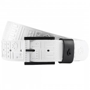 Nixon Americana Belt Star Wars Stormtrooper (white)