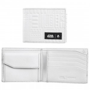 Nixon x Star Wars Arc Wallet - Stormtrooper (white)