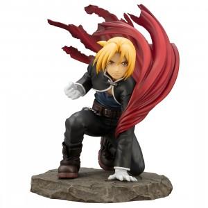 PREORDER - Kotobukiya ARTFX J Fullmetal Alchemist Edward Elric Statue Re-Run (black)