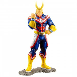 PREORDER - Kotobukiya ARTFX J My Hero Academia All Might Statue (blue)
