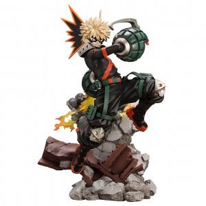 PREORDER - Kotobukiya ARTFX J My Hero Academia Katsuki Bakugo Ver. 2 Statue (black)