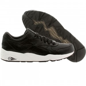 Puma Men R698 Trinomic Crackle (black)