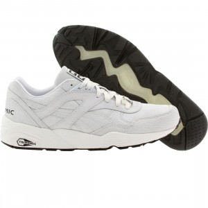 Puma Men R698 Trinomic Crackle (white)