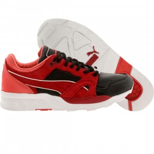 Puma Women Trinomic XT1 Plus Leather Perf (red / jester red)