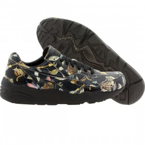 Puma x House Of Hackney Men Trinomic R698 Evo (black / midnight)