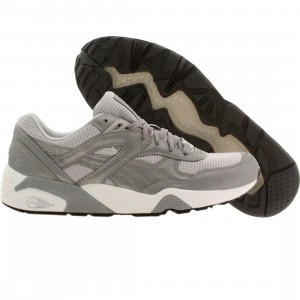 Puma Men R698 Reflective (silver / metallic / black)