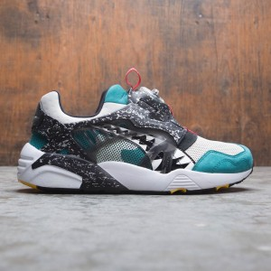 BAIT x Puma Men Disc Blaze - Warthog (black / teal)