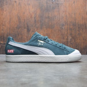 Puma x ALIFE Men Clyde RT (green / white)
