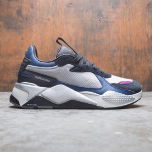 Puma Men RS-X Tech Motorola (silver / sodalite blue)