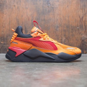 Puma x Hot Wheels Men RS-X - Camaro (orange / puma black)