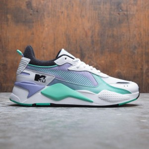 Puma Men RS-X Tracks MTV Pastel 1 (white / sweet lavender)