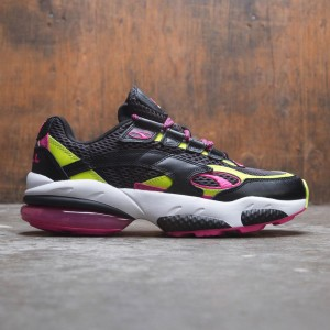 Puma Men Cell Venom - Fresh Mix Limepunch (black / pink)
