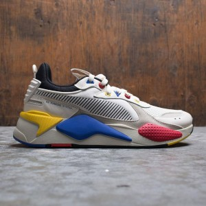 Puma Men RS-X Colour Thoery (white / whisper white / puma black)