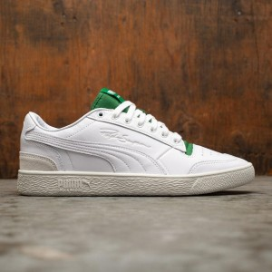 Puma Men Ralph Sampson Lo Rudolf Dassler Legacy Collection (white / amazon green / vaporous gray)