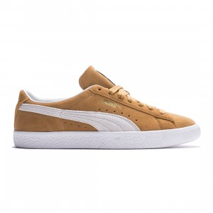 Puma Men Suede Vintage (yellow / honey mustard)