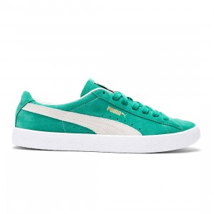 Puma Men Suede VTG (green)