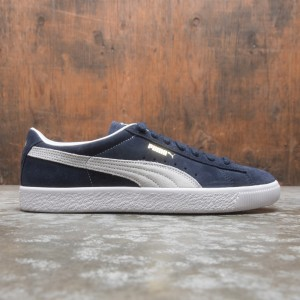 Puma Men Suede VTG Vintage (blue / peacoat / white)