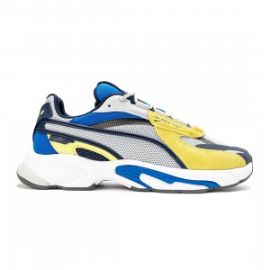 Puma Men RS-Connect Lazer (blue / peacoat / gray violet)