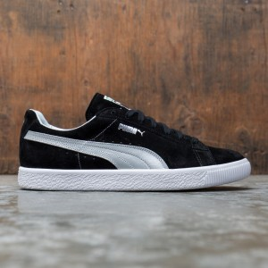 Puma Men Suede VTG Vintage - Made In Japan (black / silver)