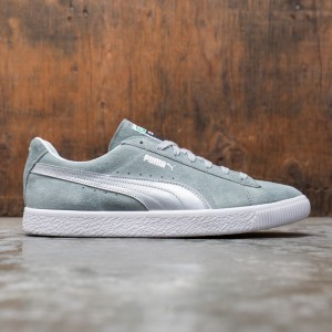 Puma Men Suede VTG Vintage - Made In Japan (gray / quarry / silver)