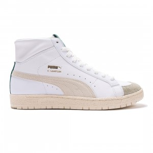 Puma Men Ralph Sampson 70 Mid Earth Break (khaki / eggnog / white)