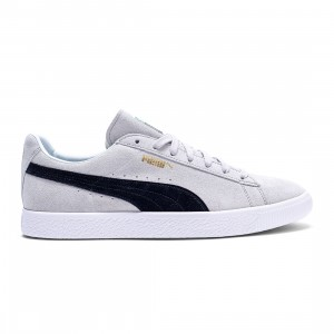 Puma Men Suede VTG MIJ Retro (gray / gray violet / black)
