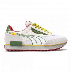 Puma Men Future Rider - Taco Tuesday (white / nimbus)