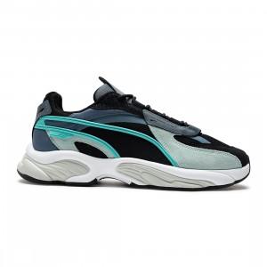 Puma Men RS-Connect Splash (black / eggshell blue)