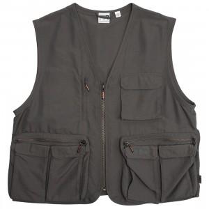 Puma Men MMQ Earthbreak Utility Vest (gray / castlerock)