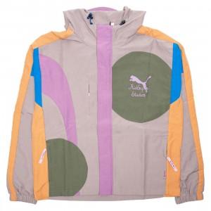 Puma x KidSuper Studios Men Lightweight Jacket (gray / storm front)