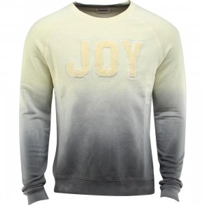 Puma x BWGH Joy Top Sweater (black / dark shadow)