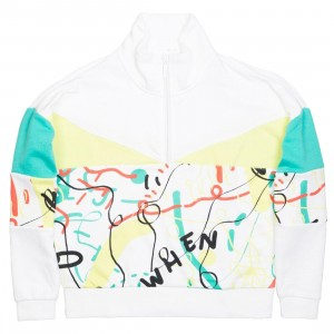 Puma x Shantell Martin Women HZ Sweater (white)